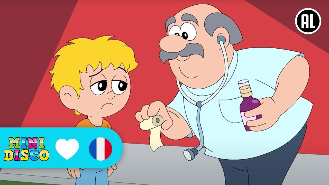 Malade Chansons Pour Enfants Les Comptines Chansons A Danser