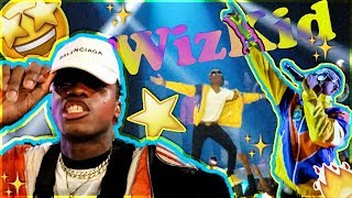 Best Day Of My Life!||WIZKID- Fever, Master Groove