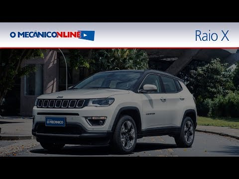 Raio X - Jeep Compass com motor Tigershark 2.0 16V Flex (Ava