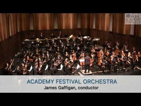 Rimsky-Korsakov's Scheherazade with James Gaffigan August 6, 2016