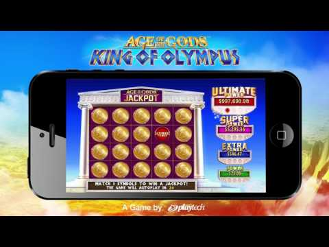HUGE Age Of The Gods Slot Win! - FreeSpins Com