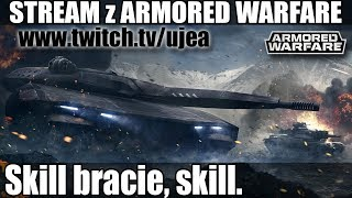 Armored Warfare - Skill bracie, skill.