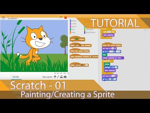 scratch how to make a sprite jump