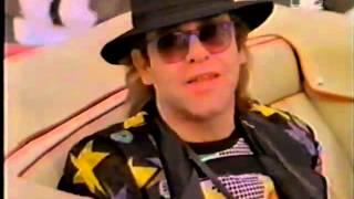 Intro MTV Greatest Hits Weekend 1992 VJ Ray Cokes)  ELTON JOHN Nikita (1985)