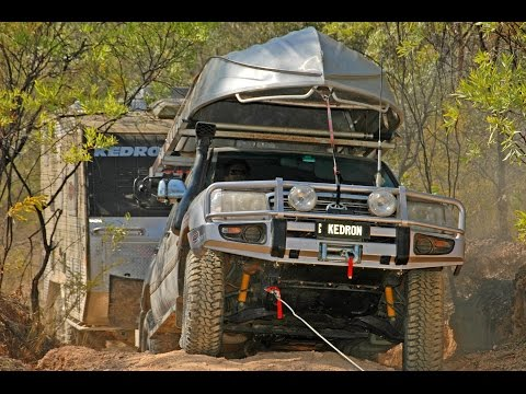 GALL BOYS - AUSTRALIA'S TOPEND BY 4X4 - OFFROAD