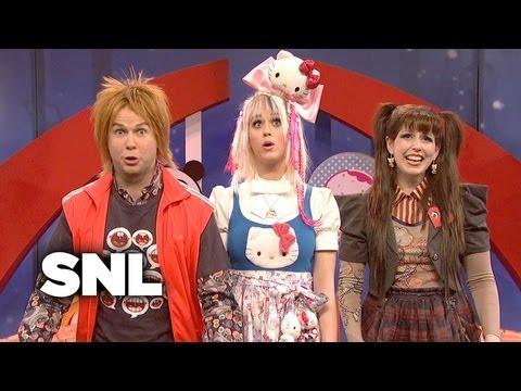 J-Pop Talk Show: Japanese Culture Enthusiasts - Saturday Night Live
