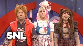 J-Pop Talk Show: Japanese Culture Enthusiasts - Saturday Night Live