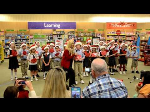 Feliz Navidad, Buckner Fanning Christian School