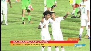 Bungkam Hongkong 4-0, Timnas Indonesia U-19 Melenggang ke Puncak Klasemen - JPNN.com