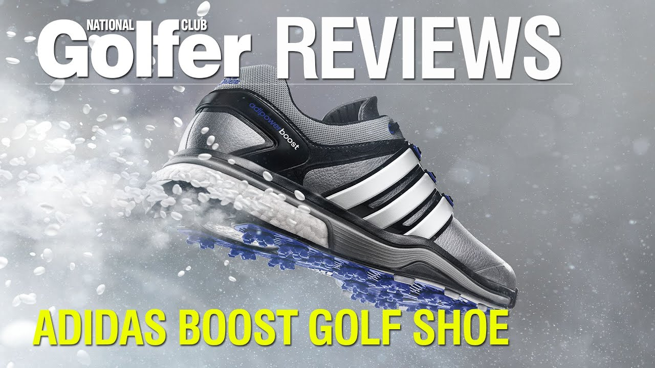 939f3298b7b Adidas Boost golf shoes review - YouTube