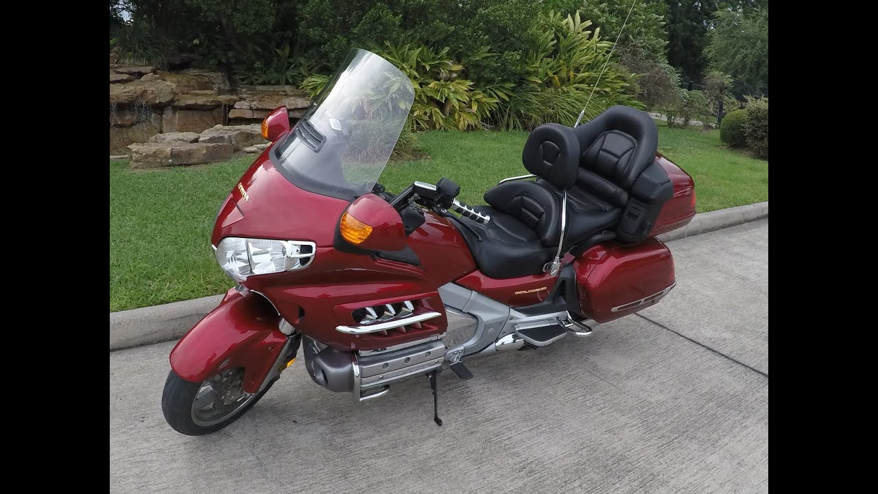 2003 Honda Goldwing For Sale