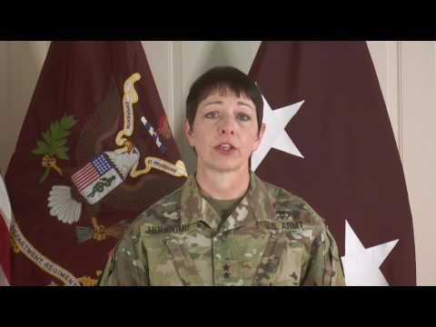 Army Nurse Corps 116th Anniversary Message from Maj. Gen. Barbara Holcomb