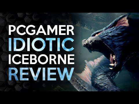 BuT wHaT aBoUt ThE mOnStErS - PCGamers Idiotic Iceborne Review