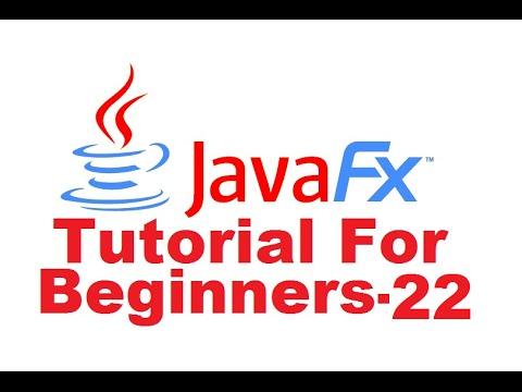 javafx-tutorial-for-beginners-22---javafx-radiobutton