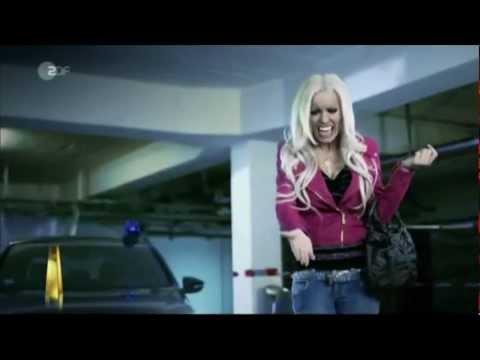 Daniela Katzenberger Parodie - Deutscher Fernsehpreis 2012