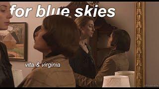 vita & virginia   for blue skies