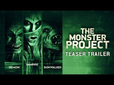 The Monster Project (2017) OFFICIAL TEASER TRAILER
