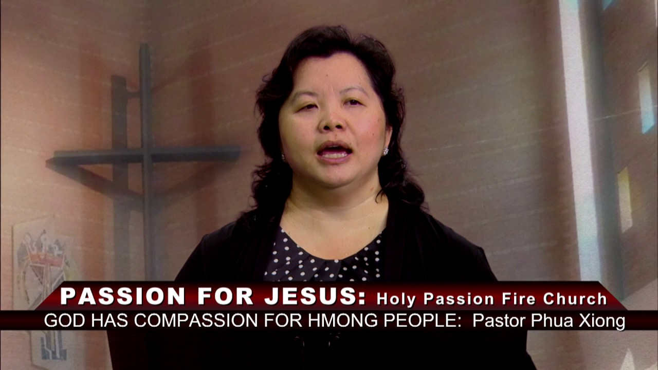 HOLY PASSION FIRE: