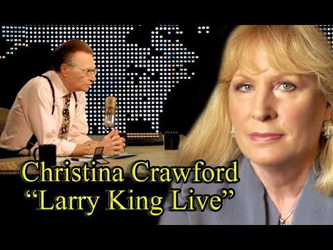 Joan Crawford 's Daughter Christina Larry King Full Interview (2001)