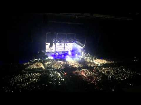 A-ha Cast in Steel tour Moscow 12 March 2016