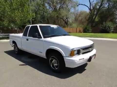 chevy s10 95 pickup truck