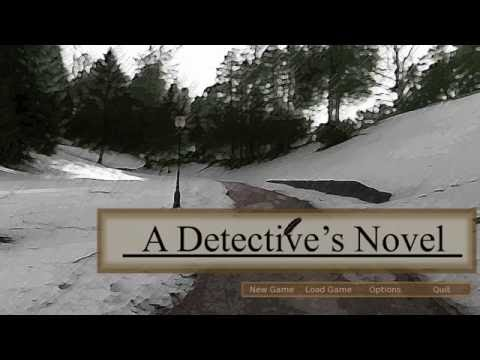 Shook's Random Gaming A Detective's Novel (Mystery Visual Novel)
