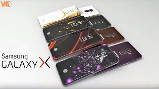Samsung Galaxy X with 8GB RAM, Release Date, Specification, Price, Launch, Trailer, Features, Design