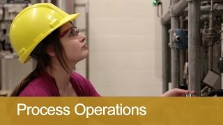 Process Operations - 4th Class Power Engineering – NSCC