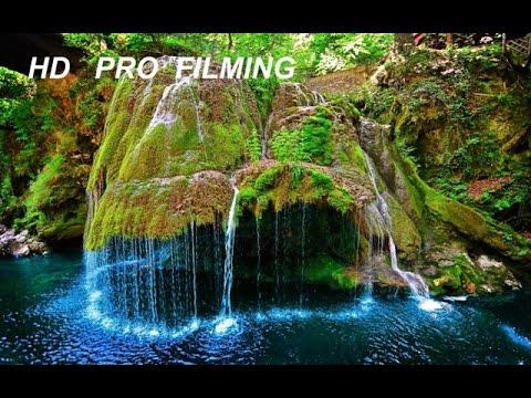 Most amazing waterfall in the world Bigar Waterfall | Romania Europe