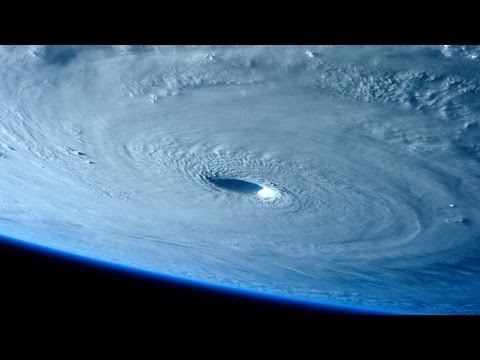 The Earth's Biggest Super Typhoon