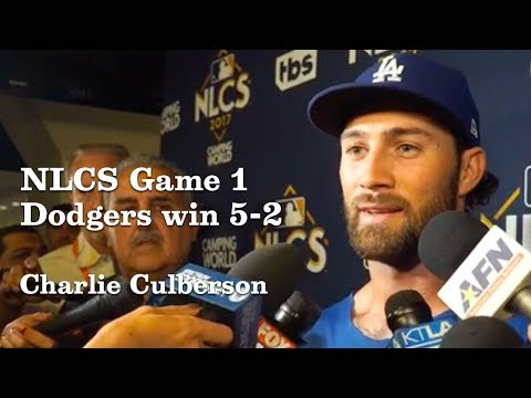 Charlie Culberson on replacing Corey Seager | Los Angeles Times