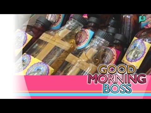 [Good Morning Boss] Mga religious items na mabibili ngayong Semana Santa [04|01|15]