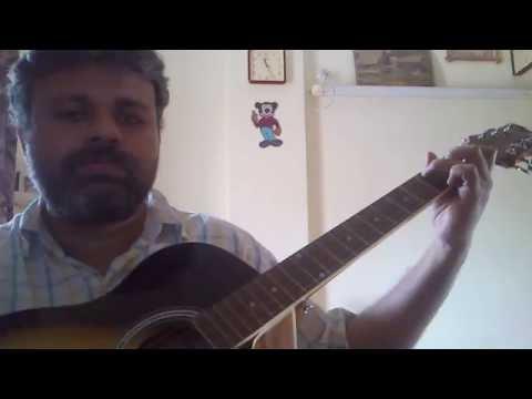 Mizhiyoram Nilavalayo Guitar Chords Lesson