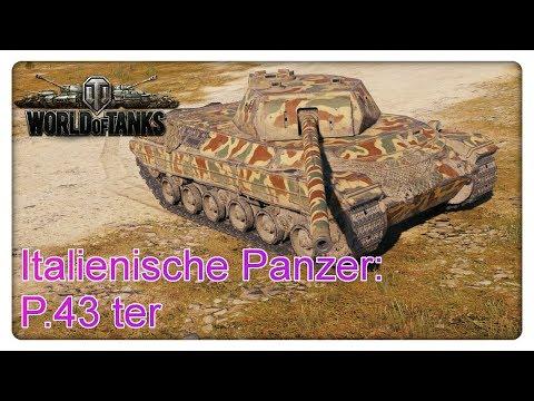 Italiener: P.43 ter [World of Tanks
