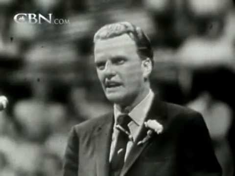 Billy Graham & Martin Luther King