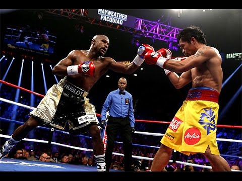 Manny Pacquiao VS Floydmay weather pelea completa sabado 02 de mayo del 2015