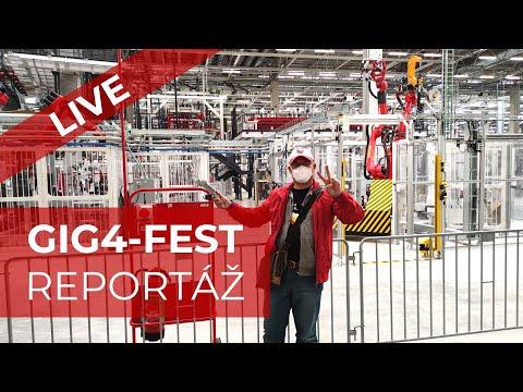 TESLA GIGA-FEST BERLIN REPORTÁŽ