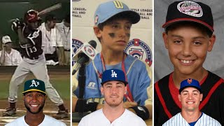 MLB Stars Who Played In Little League World Series (LLWS)