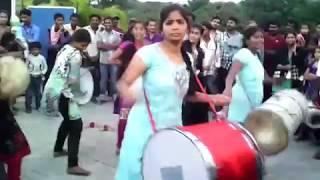 Nasik Dhol by Girls