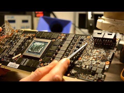 Broken RTX 2080 Ti 🧐 / Short Through The Board / Repair Attempt