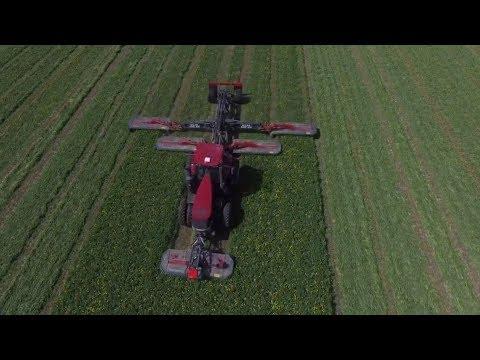 World's Largest Towable Hay Mower - Marloo Equipment