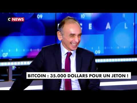 Le Bitcoin A 35000€, Les Médias Découvrent La Cryptomonnaie...