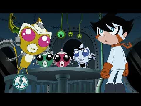 Super Robot Monkey Team Hyper Force Go! 48 Episode Demon Of The Deep