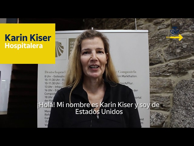 Hospitaleros en el Camino de Santiago   Karin