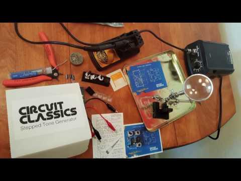 Atari Punk Console/Circuit Classics Song