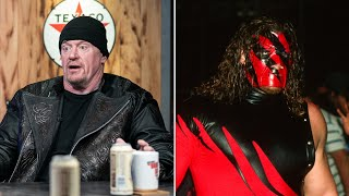Undertaker talks about Kane's incredible debut and legacy: Broken Skull Sessions extra