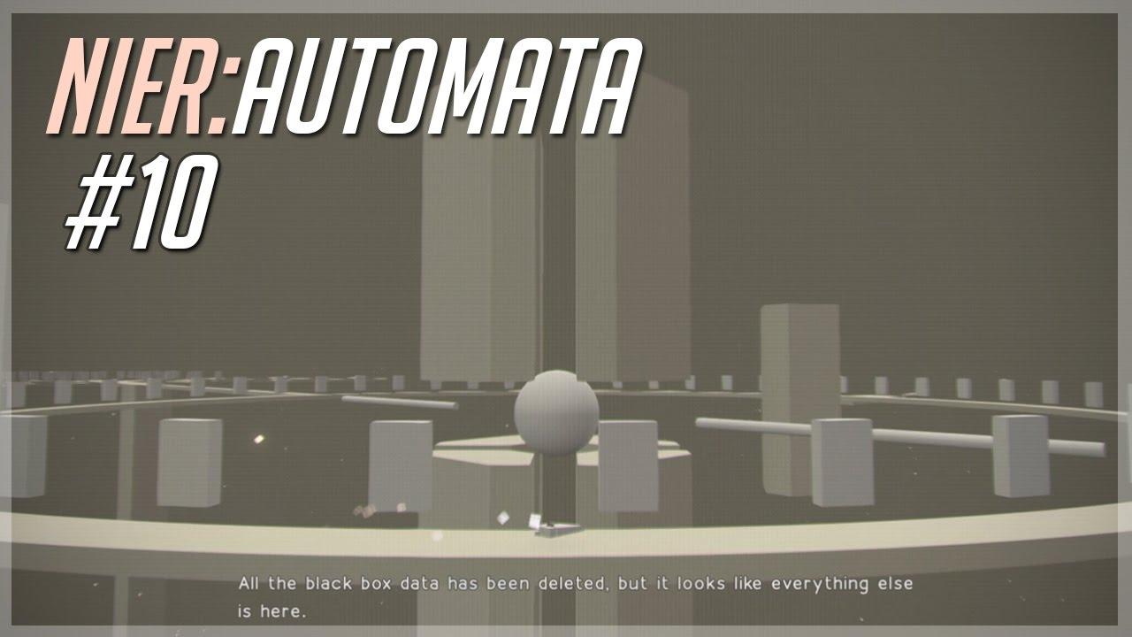 [PS4] NieR:Automata #10 ความจริงมีเพียงหนึ่งเดียวเท่านั้น