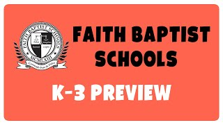 K3 Bible Lesson Preview
