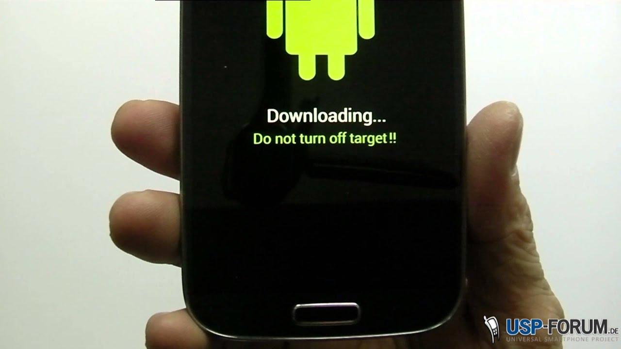 Samsung Galaxy Tab 4 7 0 flashen [Anleitung]
