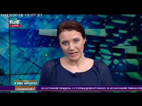 Телеканал Київ: 11.12.18 День у мегаполісі